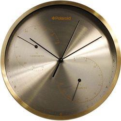 Time Life Nástěnné hodiny TL-178Z teploměr/vlhkomě