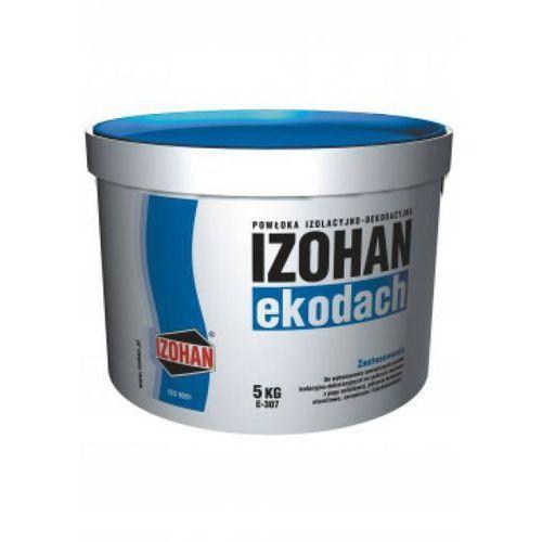 EKODACH - powłoka dekoracyjna na papę, eternit, dachówki betonowe i ceramiczne op. 5kg - oferta [05af247e7711461e]