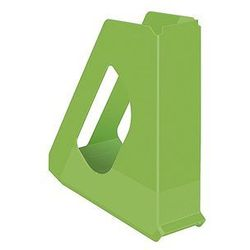 Pojemnik na dokumenty europost vivida zielony 70mm 623938 marki Esselte