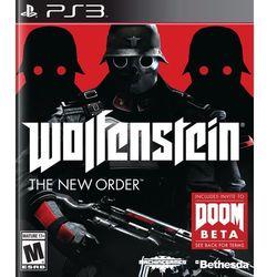 Wolfenstein: The New Order, gra na PS3