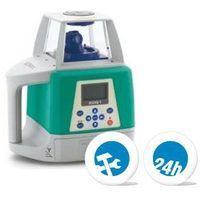Przegląd niwelatora laserowego NL310/310G/610/510/510G/810, SOKKIA,