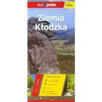 Mapa turystyczna laminowana. Ziemia Kłodzka skala 1:90 000. Europilot - ŁÓDŹ, odbiór osobisty za 0zł!