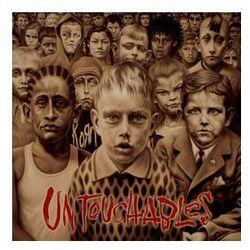 KORN - UNTOUCHABLES (CD) (5099750177020)