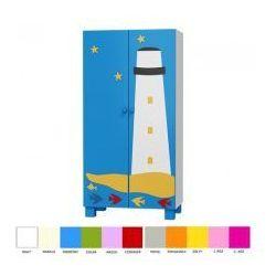Szafa 2 drzwiowa OCEANIC z kategorii szafy i szafki