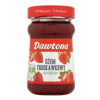Dawtona Dżem truskawkowy niskosłodzony 280 g