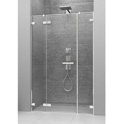 Radaway Arta DWJS - drzwi wnękowe 140 cm PRAWE 386456-03-01R/386122-03-01R - produkt z kategorii- Drzwi prysz