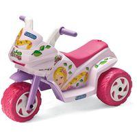 trójkołowy motocykl mini princess marki Peg perego