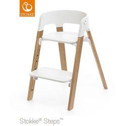 ® steps™ krzesełko oak natural od producenta Stokke