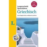 Langenscheidt Sprachführer Griechisch - Buch inklusive E-Book zum Thema 'Essen & Trinken' Langenscheidt Redak