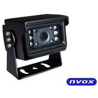 gdb2096 samochodowa kamera cofania 4pin ccd sharp w metalowej obudowie 12v 24v marki Nvox