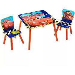 Stolik i krzesełka cars - darmowa dostawa!!! marki Worlds apart