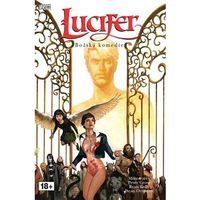 Lucifer Božská komedie Mike Carey