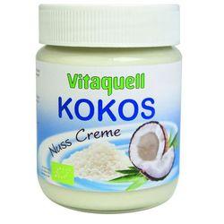 Krem kokosowy BIO 250g - VITAQUEL - produkt z kategorii- Masła orzechowe, kakaowe i inne