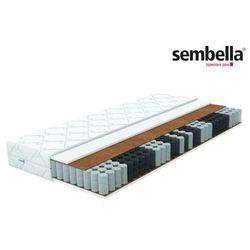 samba - materac kieszeniowy, sprężynowy, rozmiar - 200x200 sleeping house - najlepsze ceny! marki Sembella