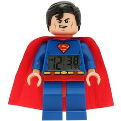 5002424 - ZEGAR - SUPERMAN (Superman Minifigure Clock)