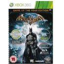 Batman Arkham Asylum (Xbox 360)