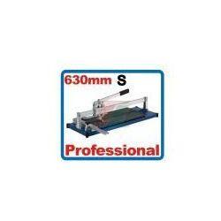 630 STANDARD - Maszynka do ciecia glazury - podstawa stalowa KAUFMANN - 630 mm