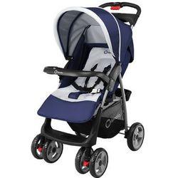 Wózek spacerowy LIONELO EMMA Niebieski - produkt z kategorii- Wózki spacerowe
