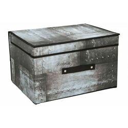 Pudełka pojemnik skrzynia na pościel odzież 40x30x20 marki Em&em