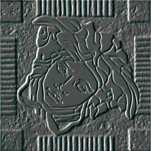 PALACE STONE Angoli Pavimenti Medusa Black 9,8x9,8 (P-21)