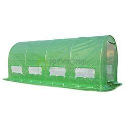 Tunel foliowy zielony 2x5m 10m2
