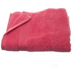 Atmosphera créateur d'intérieur Bawełniany ręcznik kąpielowy - kolor różowy 130 x 70 cm (3560239469926)
