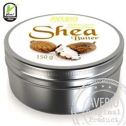 Masło Shea (Karite) 150 g AVEBIO z kategorii Pozostałe kosmetyki