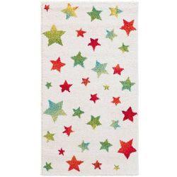 dywan modern stars cream 67x130cm, 67x130cm marki Dekoria
