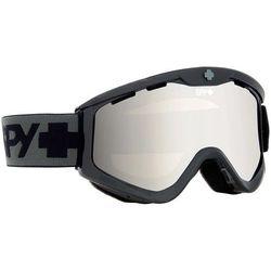 gogle snowboardowe SPY - Snb T3 Black Brz/Sil (BRZ SIL) rozmiar: OS