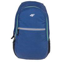 Plecak sportowy PCU002 4F - Niebieski - niebieski