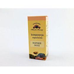 Kompozycja zapachowa - Olejek - EGIPSKIE NOCE (olejek eteryczny)