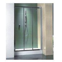 Drzwi prysznicowe 140 szkło przezroczyste marki Omnires