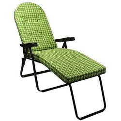 Leżak ogrodowy YEGO Aruba Deckchair 4401-2 + DARMOWY TRANSPORT! - sprawdź w wybranym sklepie