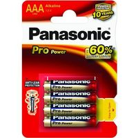 8 x Panasonic Alkaline PRO Power LR03/AAA (blister) (5410853039006)