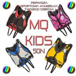 Kamizelka asekuracyjna dla dzieci Kids MQ J