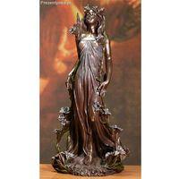Kobieta lady lilia, marki Veronese
