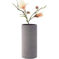 Duży wazon Coluna Blomus 29 cm, ciemnoszary (B65627)