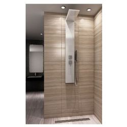 9750 Panel prysznicowy, biały, 9750WHITE