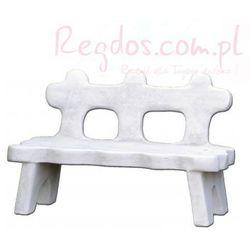 ławeczka pod figury betonowa