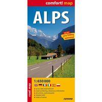 Alps laminowana mapa samochodowa 1:650 000 (9788375460803)