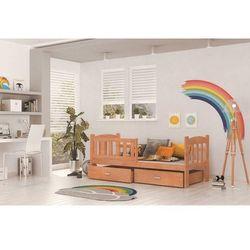łóżko dziecięce alan 70 x 160 marki Frankhauer