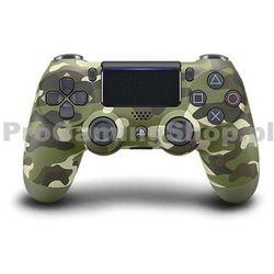 Sony DualShock 4 Wireless Controller v2, green camouflage