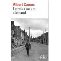 Lettres a un ami allemand - Wysyłka od 5,99 - kupuj w sprawdzonych księgarniach !!!, oprawa miękka