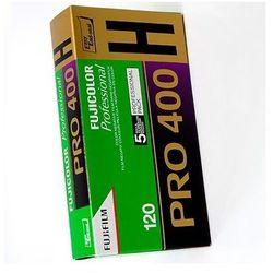 Fujifilm Fuji pro h 400 negatyw kolorowy typ 120, kategoria: filmy i klisze