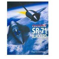 BOJOWE LEGENDY SR-71 BLACKBIRD Paul Crickmore