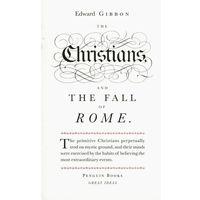 Christians and the Fall of Rome, oprawa miękka