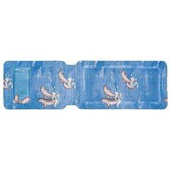 Dywanik łazienkowy TATKRAFT 18594 Dolphin - produkt z kategorii- Dywaniki łazienkowe