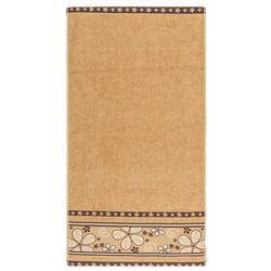 Florentyna Ręcznik kąpielowy Fiora jasnobrązowy, 70 x 140 cm - produkt z kategorii- Ręczniki