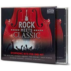 Płyta CD Rock Meets Classic, kup u jednego z partnerów