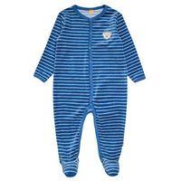 Steiff Collection 1/1 ARM BABY NEWBORN WINTER COLOR Śpioszki federal blue